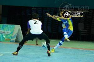 DMS Sports 4th Anniversary @ DMS Futsal Rinching