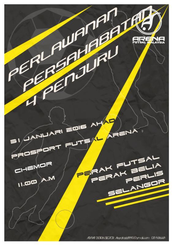 Poster 4 Penjuru
