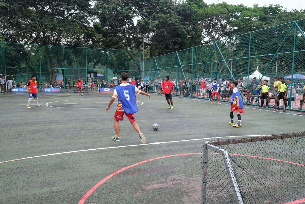 ToT United C Lawan Samba FC