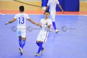 Kejohanan Futsal Amatur Kypas 2018 (Open & U17) @ Playground No 6, Semambu Kuantan Pahang