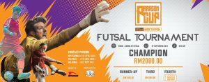 Paragon Cup @ Samba De Futsal